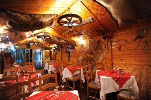 Restaurant Bugatti